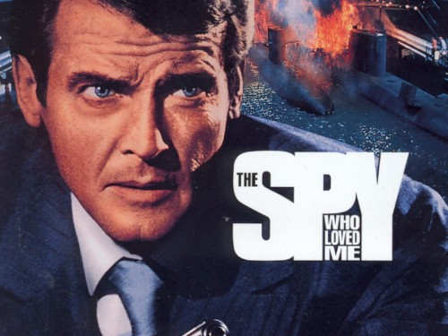 The Spy Who Loved Me 2 inspiration