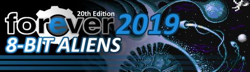 FOReVER 2019 'The 8-Bit Aliens'