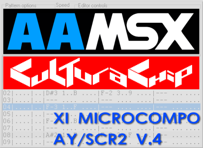 XI MICROCOMPO AY/SCR2 Vol.4