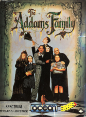 AddamsFamilyThe(ErbeSoftwareS.A.) Front