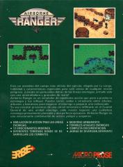 AirborneRanger(ErbeSoftwareS.A.) Back
