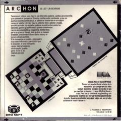 Archon(DroSoft) Back