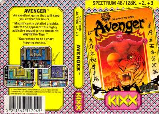 Avenger(Kixx)