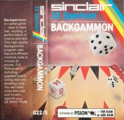 Backgammon(SinclairResearch)
