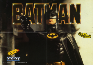Batman-TheMovie(ErbeSoftwareS.A.) Poster