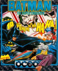 Batman-TheCapedCrusader Front