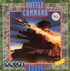BattleCommand(ErbeSoftwareS.A.) Front