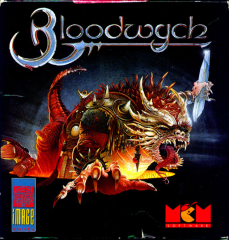 Bloodwych(MCMSoftwareS.A.) Front