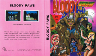 BloodyPaws