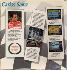 CarlosSainz Back
