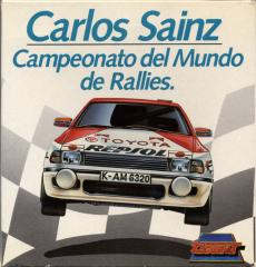 CarlosSainz Front