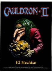 CauldronII-ThePumpkinStrikesBack(CauldronII-LaCalabazaContraataca)(ErbeSoftwareS.A.)