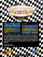 ContinentalCircus(DroSoft) Back