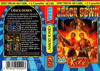 CrackDown(Kixx)