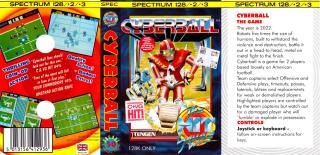 Cyberball(HitSquad)