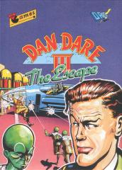DanDareIII-TheEscape(DroSoft) Front