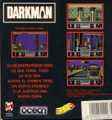 Darkman(ErbeSoftwareS.A.) Back