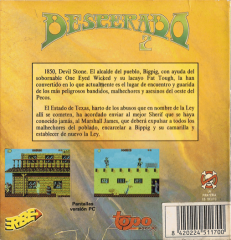 Desperado2 Back