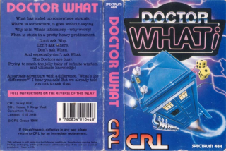 DoctorWhat
