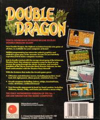 DoubleDragon Back