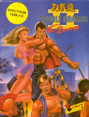 DoubleDragonII-TheRevenge Front