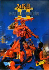 DoubleDragonII-TheRevenge(DroSoft) Front