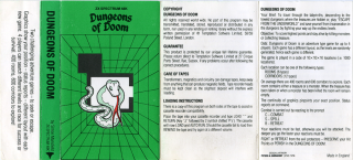 DungeonsOfDoom