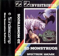 Escape(Monstruos3D)(InvestronicaS.A.)