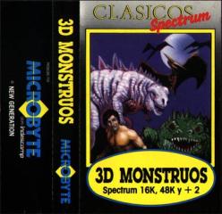 Escape(Monstruos3D)(Microbyte)