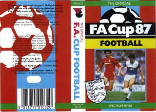 F.A.CupFootball(FACup87Football)(VirginGamesLtd)