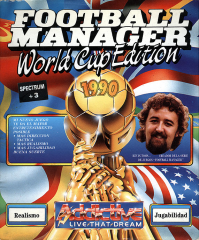 FootballManager-WorldCupEdition(System4) Front