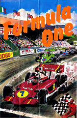 FormulaOne Poster