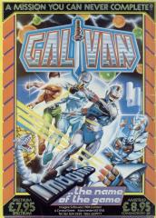 Galivan-CosmoPolice