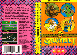 Gauntlet(Kixx)