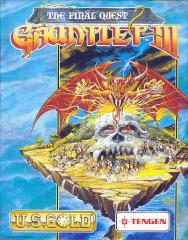 GauntletIII-TheFinalQuest Front