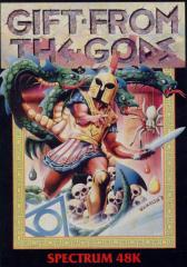 GiftFromTheGods Poster