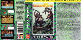 GoldenAxe(Tronix)