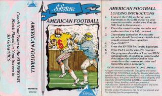 AmericanFootball(Softstone)