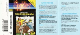 AmericanFootball(TouchdownUSA)(Sparklers)