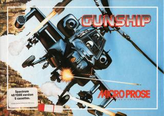 Gunship Front 3