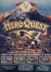 HeroQuest 2