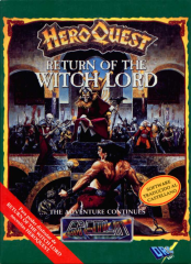 HeroQuest-ReturnOfTheWitchLord(DroSoft) Front