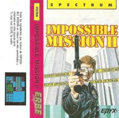 ImpossibleMissionII(ErbeSoftwareS.A.)