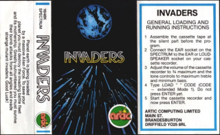 Invaders(Artic)