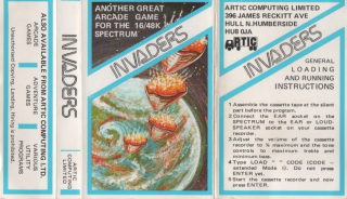 Invaders(Artic) 2