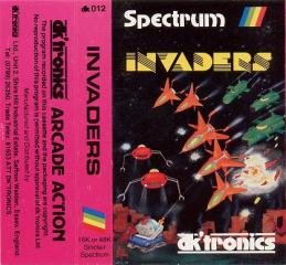 Invaders(DKTronics)