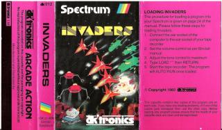 Invaders(DKTronics) 2