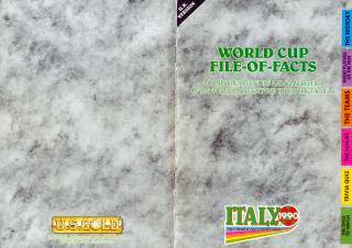 Italy1990 BookletCover