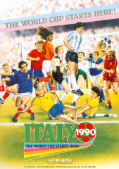 Italy1990 Poster