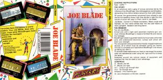 JoeBlade